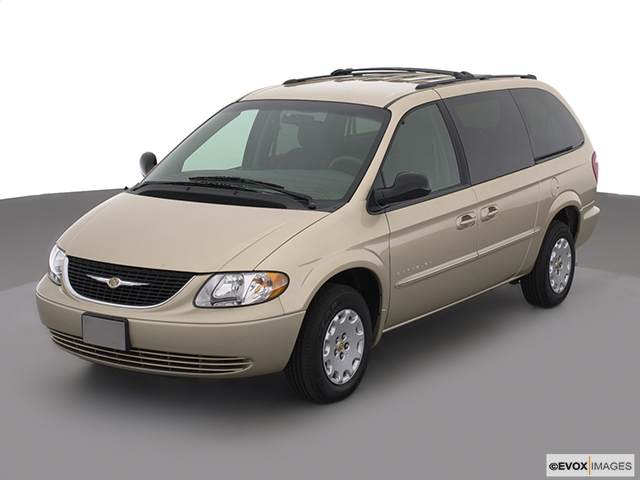 2001 Chrysler Town Country Nhtsa