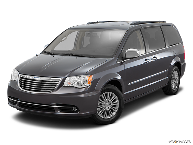2016 Chrysler Town And Country Van Fwd