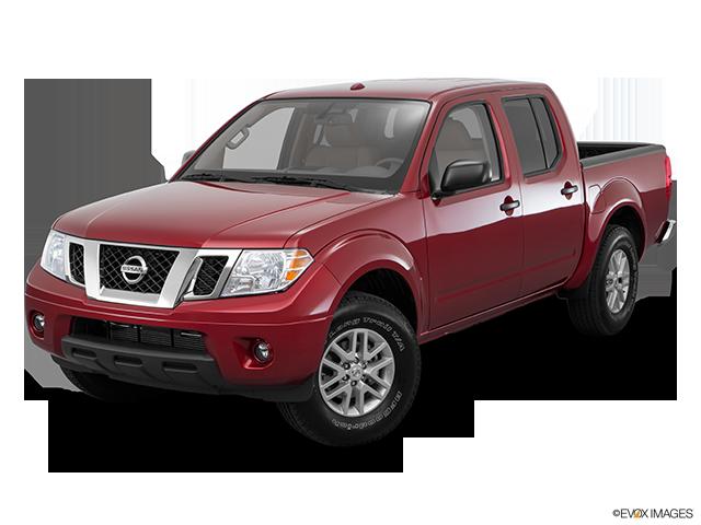 2016 Nissan Frontier Fuel Filter Location