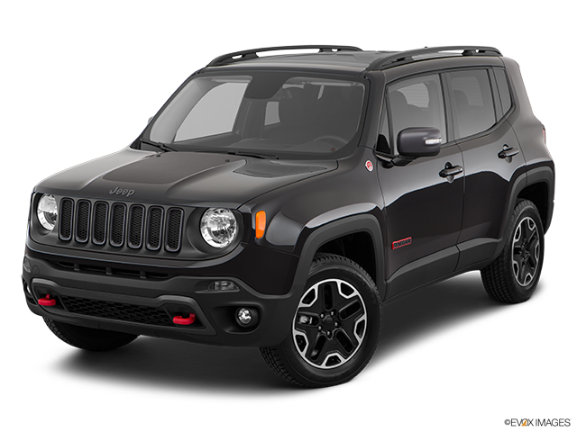 2017 Jeep Renegade Suv 4wd Nhtsa