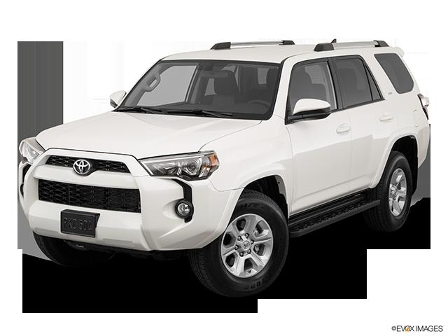 2019 Toyota 4runner Suv Awd Nhtsa