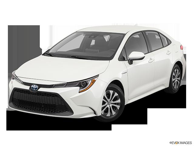 2020 Toyota Corolla Hybrid 4 Dr Fwd Nhtsa
