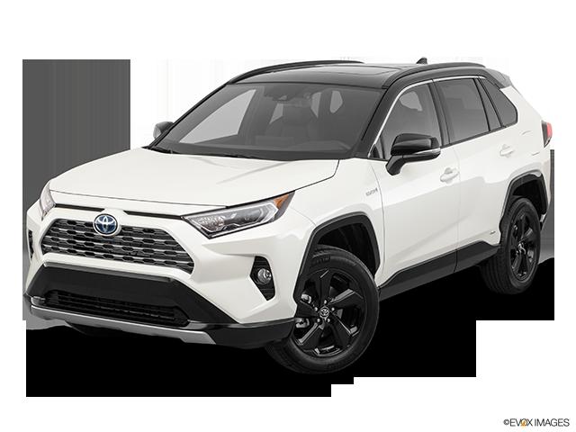 2019 Toyota Rav4 Hybrid Suv Awd Nhtsa