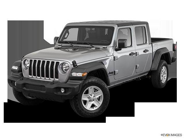 2020 Jeep Gladiator Pu Cc 4wd Nhtsa