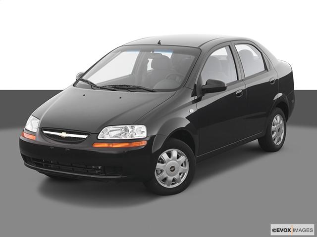 2005 Chevrolet Aveo 4 Dr Nhtsa