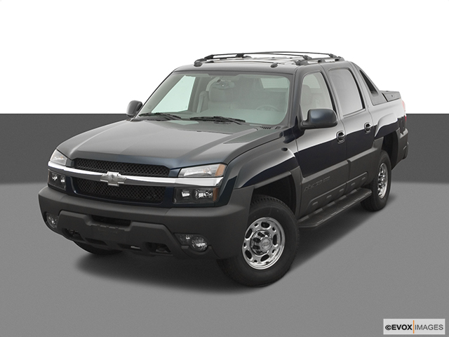 2005 Chevrolet Avalanche 4 Dr Nhtsa