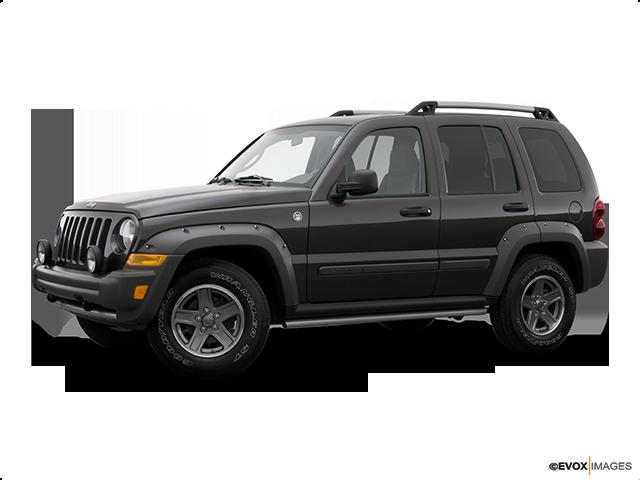 2006 Jeep Liberty 4 Dr Rwd Nhtsa