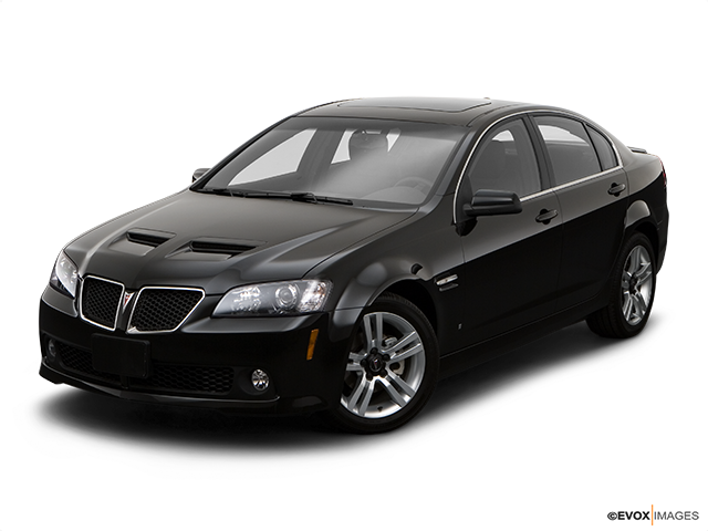 2008 Pontiac G8 Nhtsa