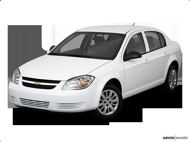2010 Chevrolet Cobalt 4 Dr Fwd Nhtsa