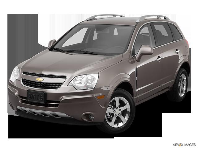 2012 Chevrolet Captiva Suv Awd Nhtsa