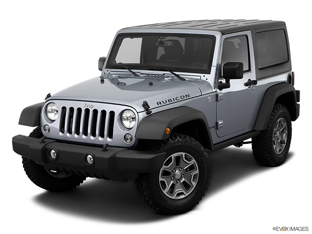 2014 Jeep Wrangler Fuel Filter Location
